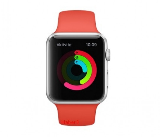 Apple Watch özellikleri - Page 3