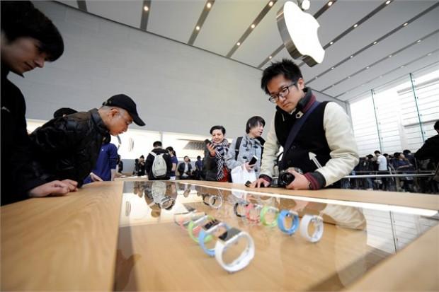 Apple Watch'a Tokyo'da yakından baktılar - Page 1