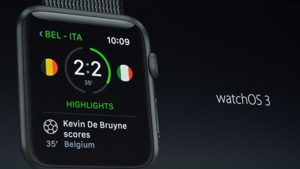 Apple watchOS 3'ün özellikleri - Page 4