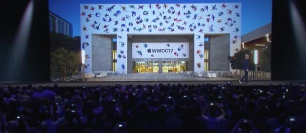 Apple WWDC 2017 davetinden ilk görüntüler - Page 1