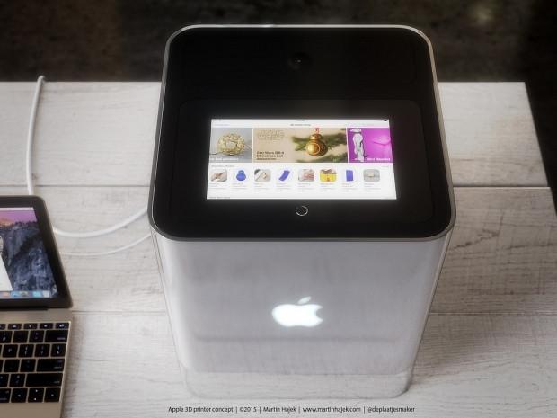 Apple'ın 3D yazıcısı muhtemelen böyle olur! - Page 1