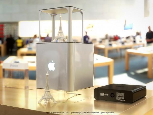 Apple'ın 3D yazıcısı muhtemelen böyle olur! - Page 2