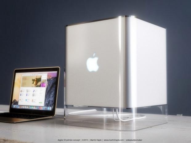 Apple'ın 3D yazıcısı muhtemelen böyle olur! - Page 4
