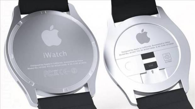 Apple'ın akıllı saati için konsept çalışmalar - Page 2