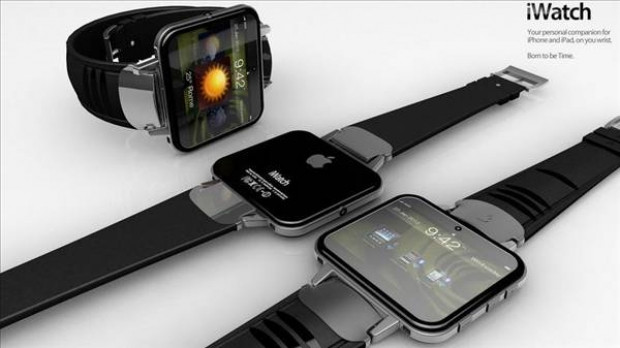 Apple'ın akıllı saati konsept çalışmaları - Page 1