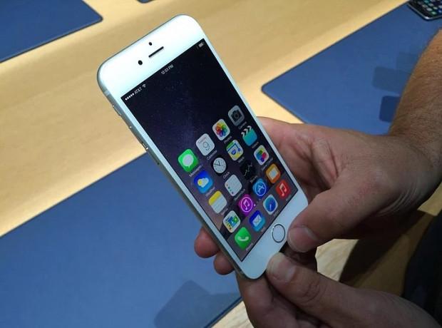 Apple'ın amiral gemisi iPhone 6'ya genel bir bakış - Page 3