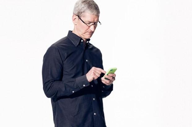 Apple'in CEO'sundan rezil eden fotoğraf - Page 1