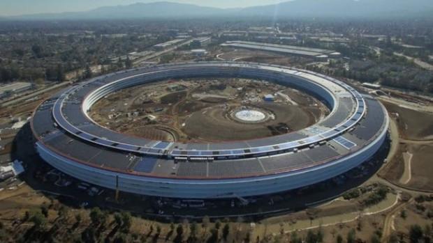 Apple'ın dev uzay üssünde son durum - Page 1