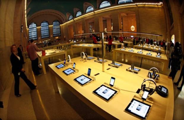 Apple'ın en büyük mağazası - Page 2