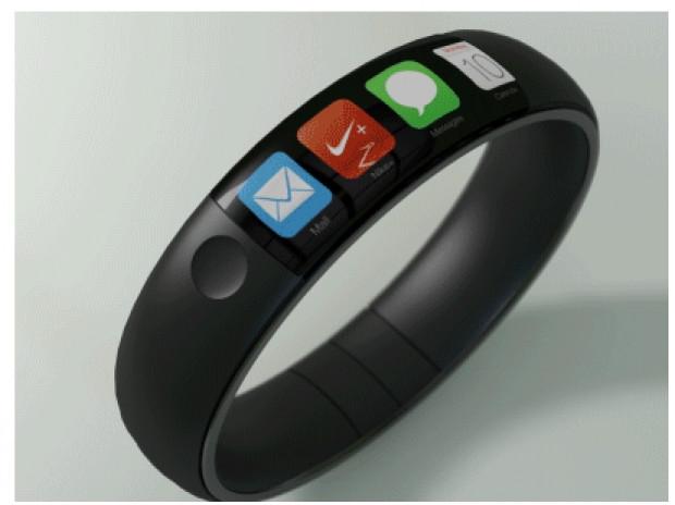 Apple'ın iWatch'ı böyle mi olacak? - Page 1