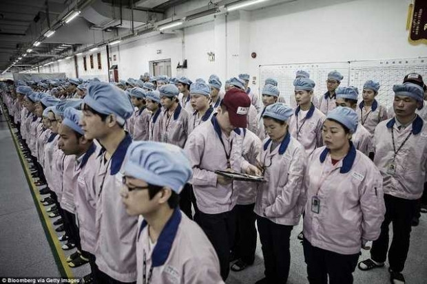 Apple'ın sır gibi sakladığı dev iPhone fabrikası - Page 4