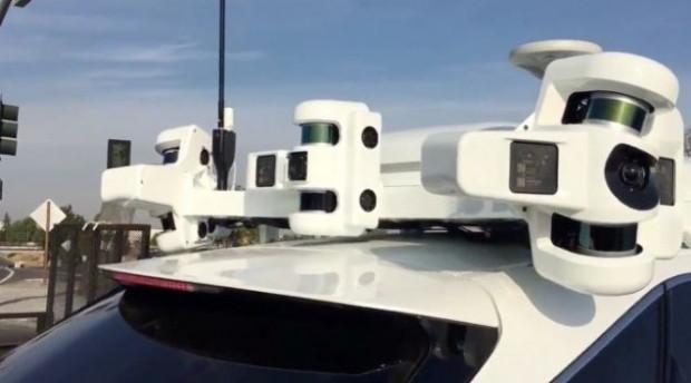 Apple'ın sürücüsüz arabası test sürüşünde göründü - Page 3