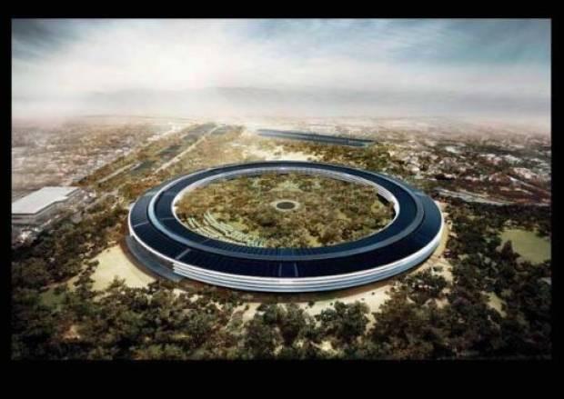 Apple'ın uzay üssü - Page 1