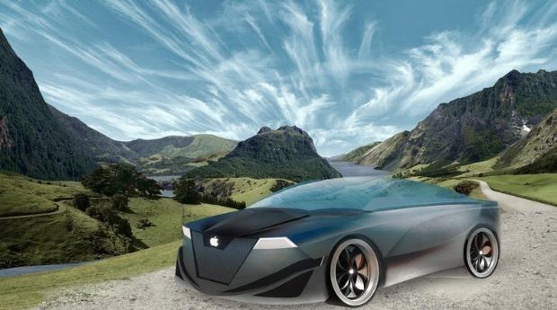 Apple'ın yapacağı otomobilin konseptleri - Page 2