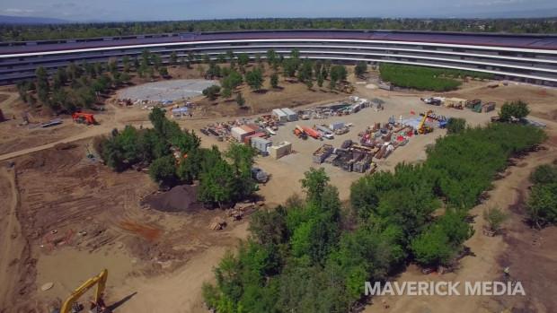 Apple'ın devam eden kampüsünün son hali - Page 4