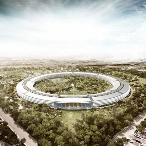 Apple'ın yeni merkezinden ilk kareler büyüledi - Page 4