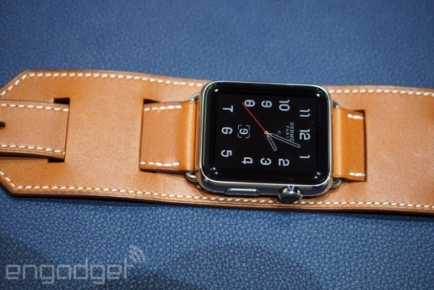 Apple'ın yeni saat bantları - Page 1