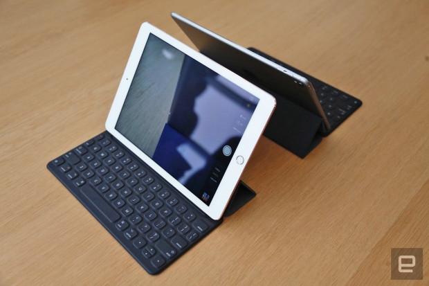 Apple'ın yeni üyesi iPad Pro'nun 9.7-inç'in özllikleri ve Türkiye fiyatı - Page 1