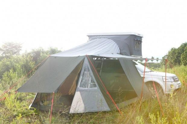 Araç üstü çadırlar kamp için tasarlandı - Page 1