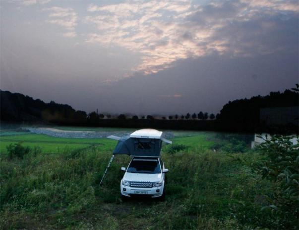 Araç üstü çadırlar kamp için tasarlandı - Page 2