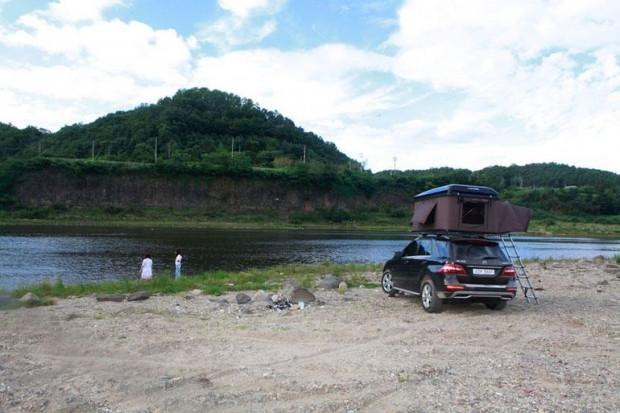 Araç üstü çadırlar kamp için tasarlandı - Page 3