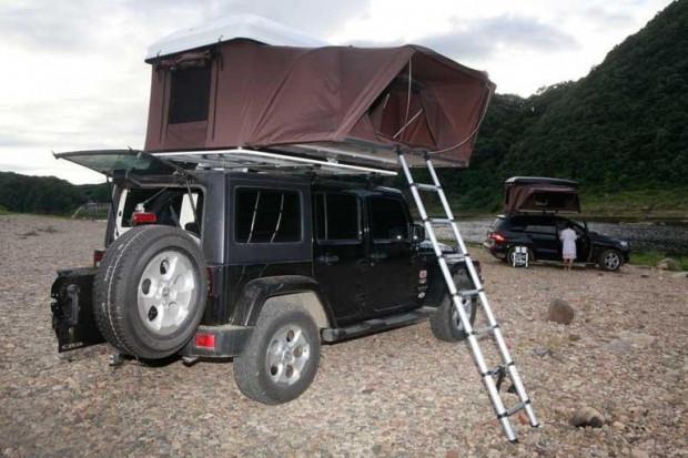Araç üstü çadırlar kamp için tasarlandı - Page 4