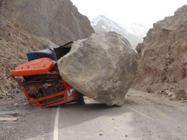 Araçlarla yapılan sıra dışı kazalar - Page 4