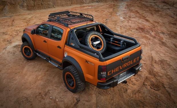 Arazi aracı tutkunları Chevy Kolorado Xtreme'i görmelisiniz - Page 1