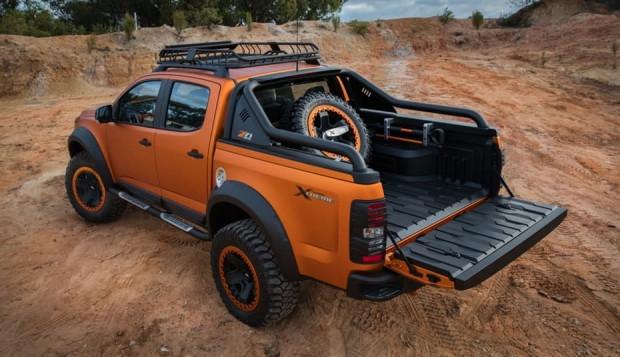 Arazi aracı tutkunları Chevy Kolorado Xtreme'i görmelisiniz - Page 2