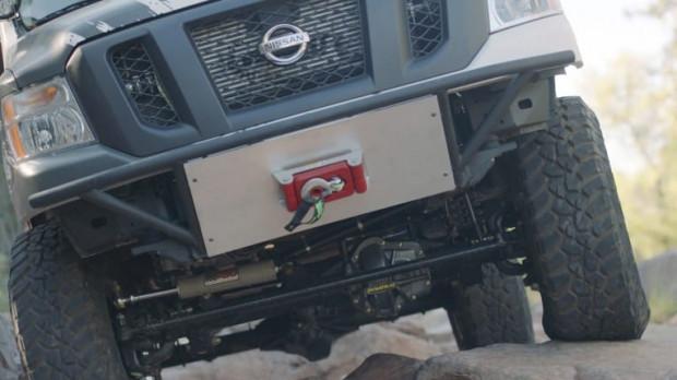 Arazi nasıl olursa olsun Nissan NV 2500 HD halleder! - Page 1