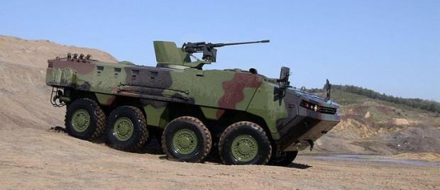 ARMA 8x8 zırhlı aracının özellikleri - Page 2