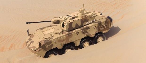ARMA 8x8 zırhlı aracının özellikleri - Page 3