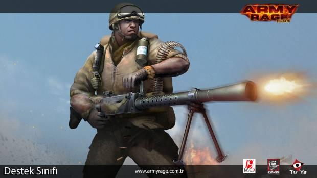 Army Rage ile Türk askerleri İkinci Dünya Savaşı'nda - Page 2