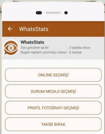 Artık WhatsApp'ta hiçbirşey gizli kalmayacak - Page 2