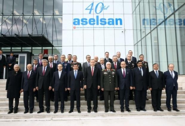 ASELSAN Teknoloji Merkezi törenle açıldı - Page 3