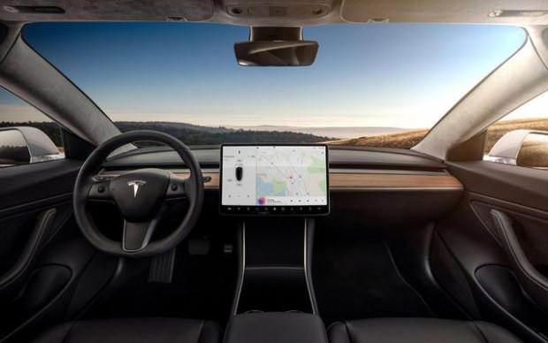 Asfalt ağlatan Tesla Model 3'ün özellikleri - Page 3