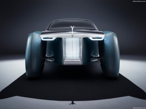 Aşık olacağınız Rolls-Royce 103EX Vision konsepti - Page 1