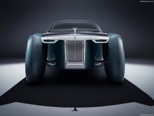 Aşık olacağınız Rolls-Royce 103EX Vision konsepti - Page 2