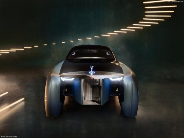 Aşık olacağınız Rolls-Royce 103EX Vision konsepti - Page 3