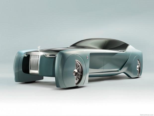 Aşık olacağınız Rolls-Royce 103EX Vision konsepti - Page 4