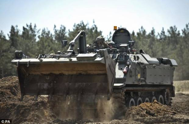 Askeri araçlar insansızlaşıyor - Page 1