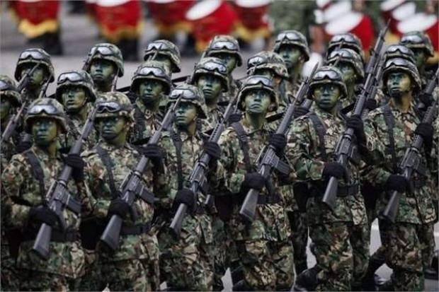 Askeri gücü en yüksek 35 ülke - Page 2
