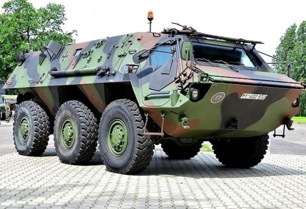 Askerlikte karşılaşsanız mutlaka bir tur binmek isteyeceğiniz canavar gibi 22 askeri araç - Page 1