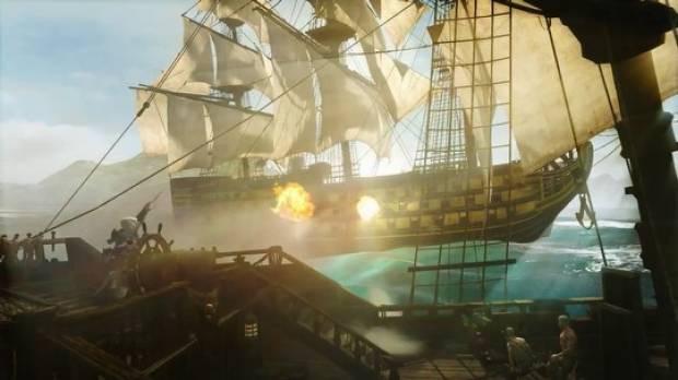 Assassin's Creed 4 Black Flag'in ilk ekran görüntüleri! - Page 1