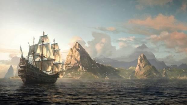 Assassin's Creed 4 Black Flag'in ilk ekran görüntüleri! - Page 2