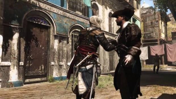 Assassin's Creed 4 Black Flag'in ilk ekran görüntüleri! - Page 3