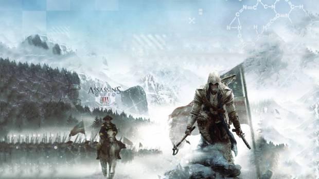 Assassin's Creed III - Duvar Kağıtları (Wallpapers) - Page 4