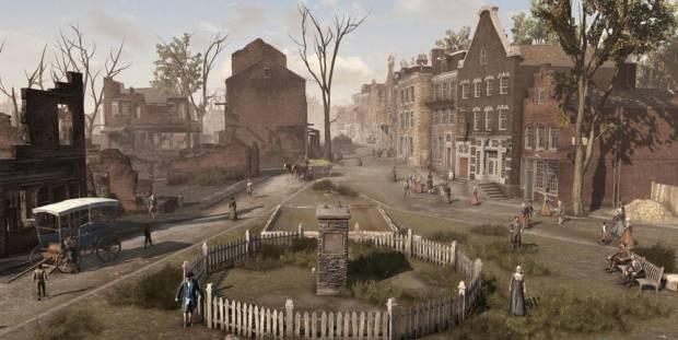 Assassin's Creed III'den yeni görüntüler - Page 3