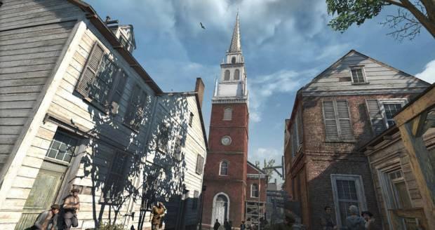 Assassin's Creed III'den yeni görüntüler - Page 4