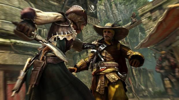 Assassin's Creed IV: Black Flag'ın görüntüleri - Page 1